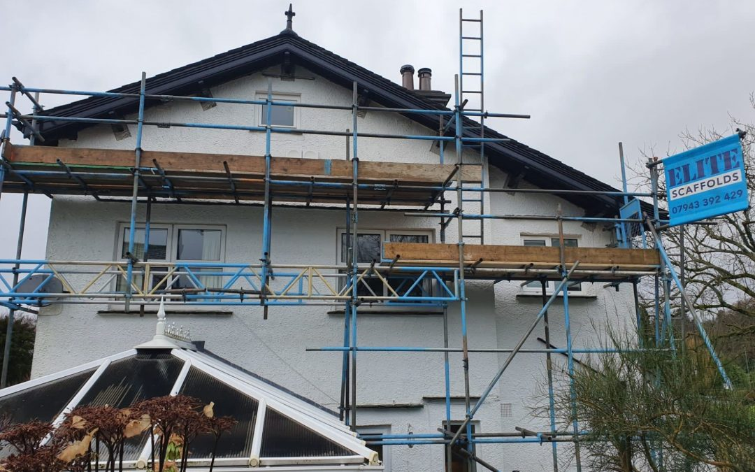 SCAFFOLDERS IN WINDERMERE