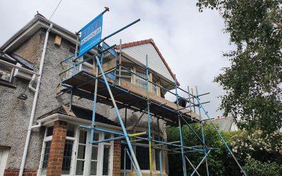 Two-Storey Scaffolding Lancashire
