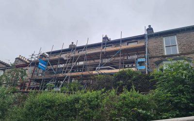 Two-Storey Scaffolding Cumbria