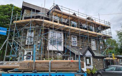 Scaffolding Company Cumbria