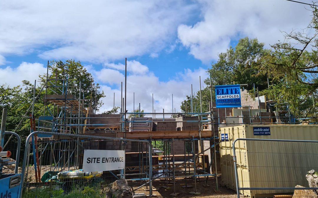 Commercial Scaffolding Lancashire