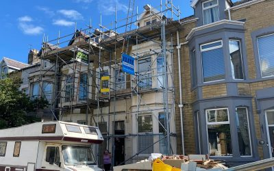 Scaffolding Services in Morecambe