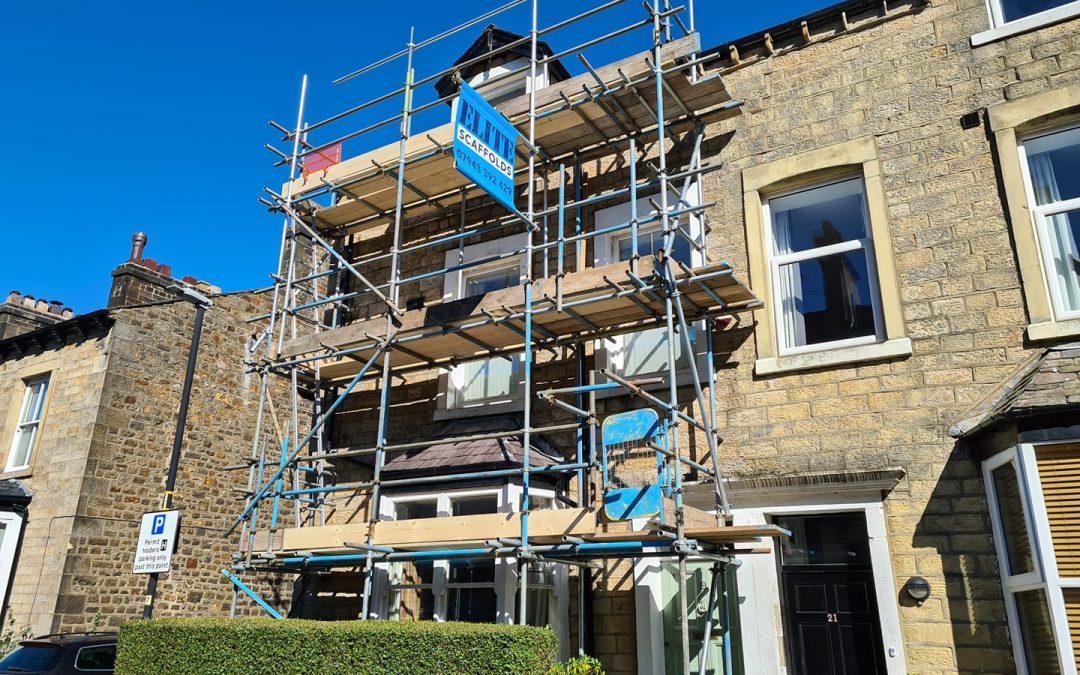 Residential Scaffolding Lancaster