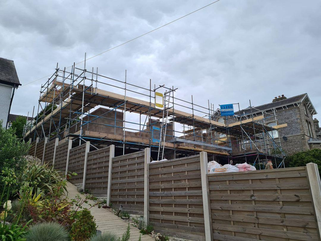 Scaffolding in Grange Over Sands