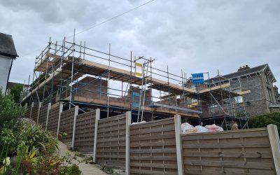 Scaffolding in Grange Over Sands