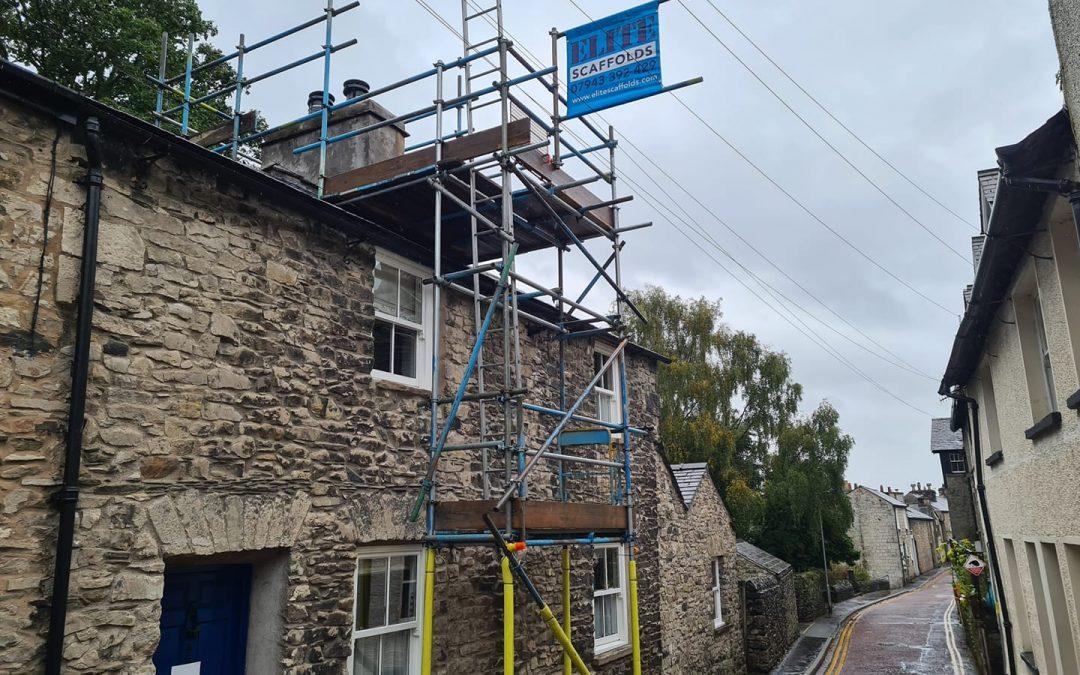 Scaffolding Permit Cumbria