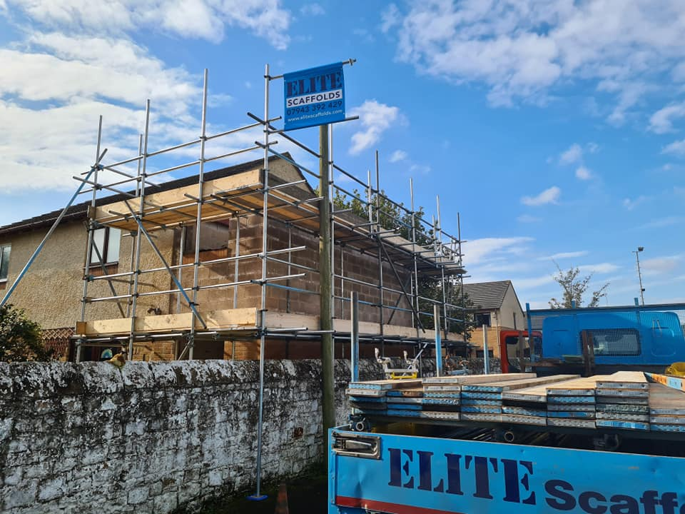 Scaffolding Contractors Lancashire