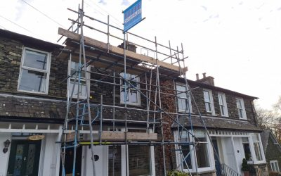 Scaffolding Services in Windermere