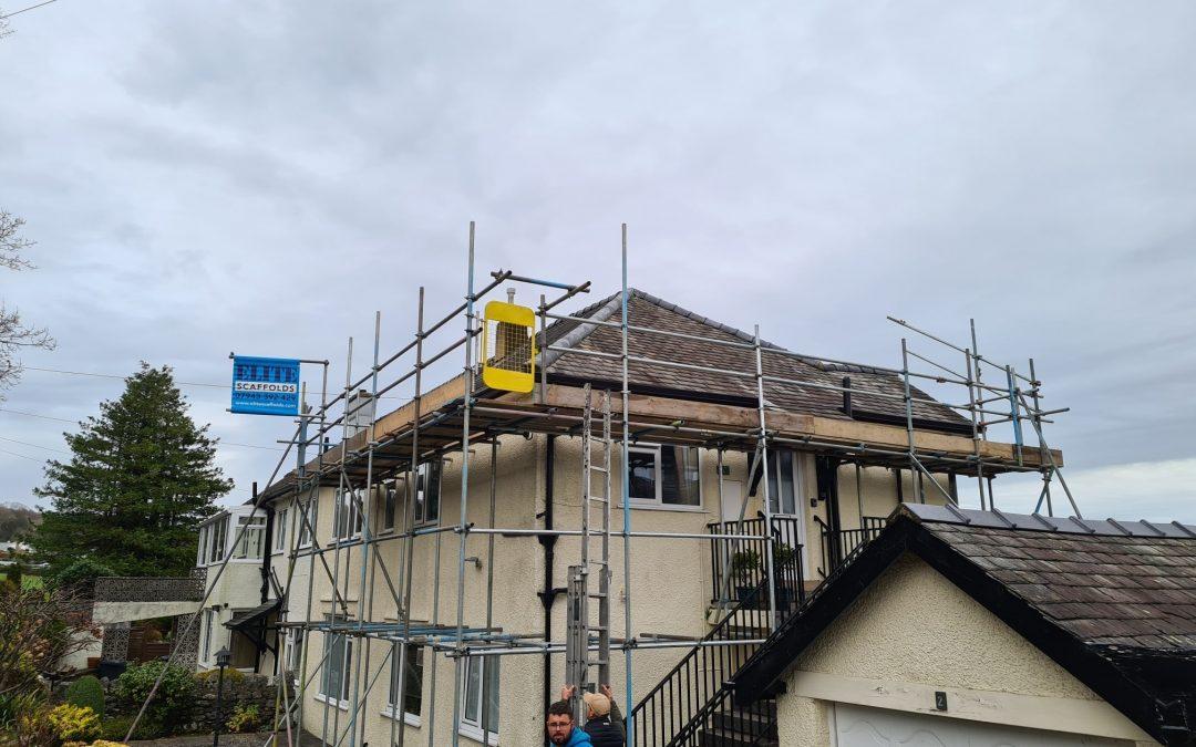Scaffolding Services in Cumbria