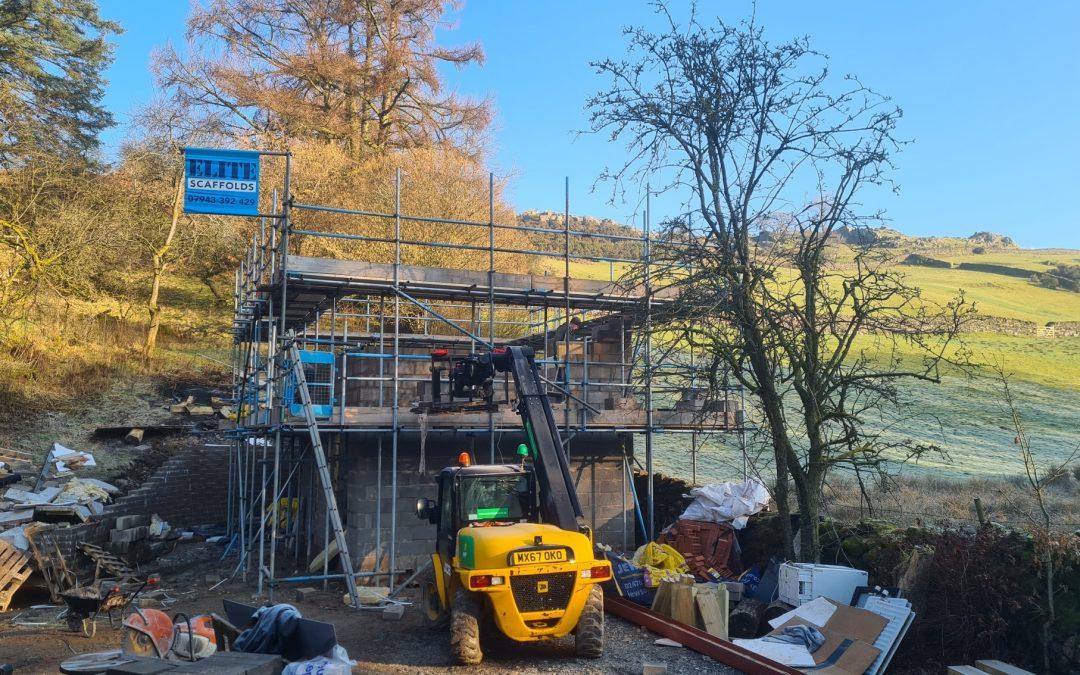 Scaffolding Contractors Windermere