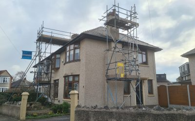 Scaffolding Services in Bare