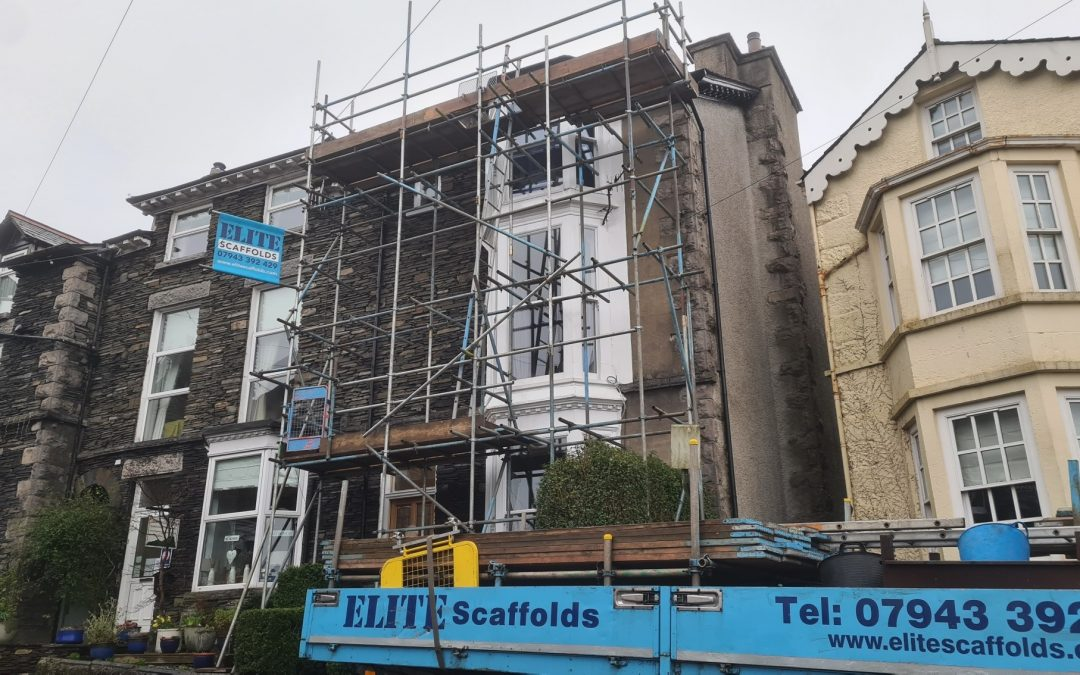 Scaffolding Services Windermere