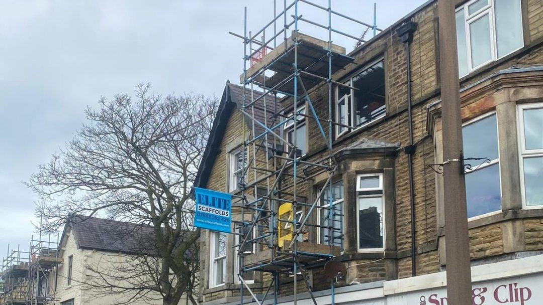 Morecambe Scaffold Hire