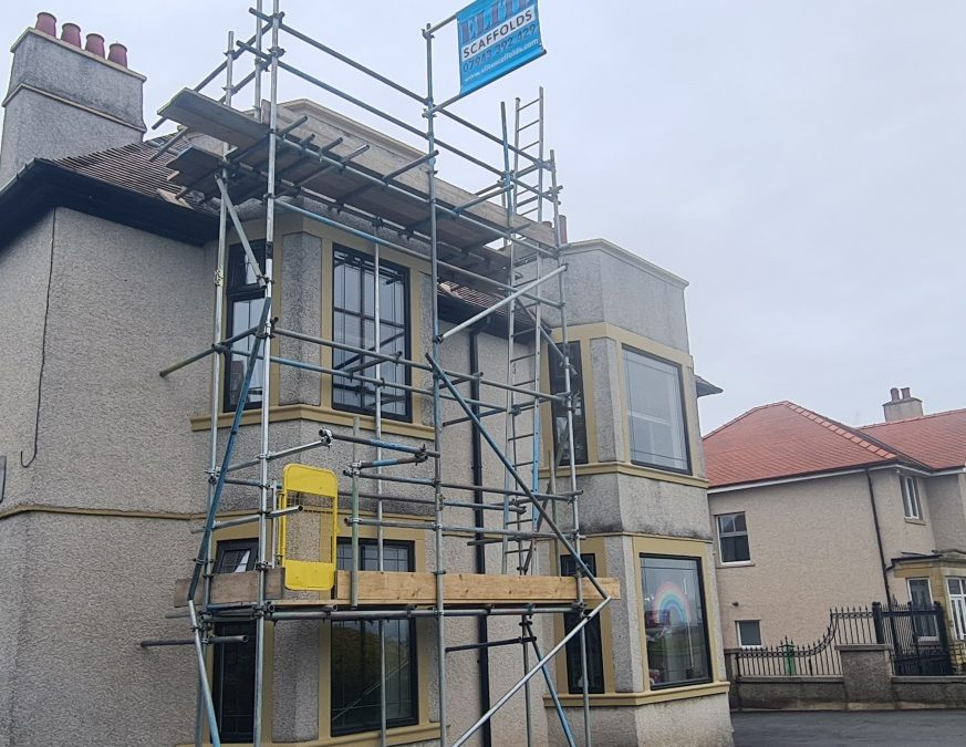 Scaffolding Services in Lancashire