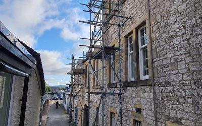 Scaffolding Towers in Carnforth